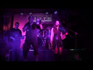 "Группа ""Кадры"" (cover гр. Король и Шут) - Кузьма и барин. (март 2019)"