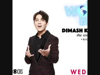 "Dimash Kudaibergen -The World's Best ""the 6 octave man"" Kazakhstan , official announce Димаш Кудайберген"