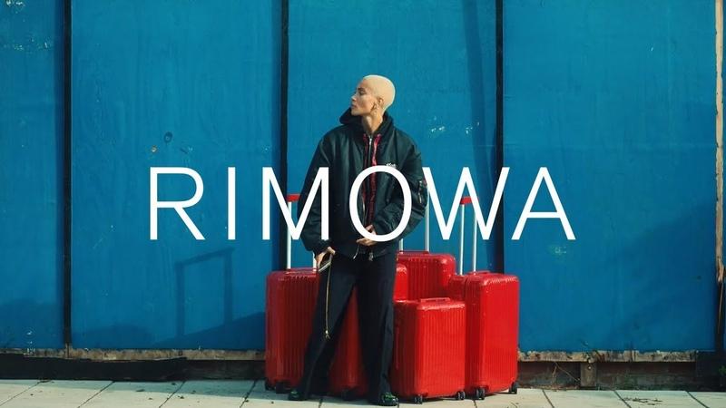 RIMOWA Never Still Ft Adwoa Aboah