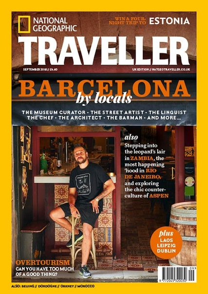 National Geographic Traveller UK - September 2018