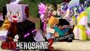 MONSTER SCHOOL Herobrine and Alex Life Part 2 Save Enderman Best Minecraft Animation