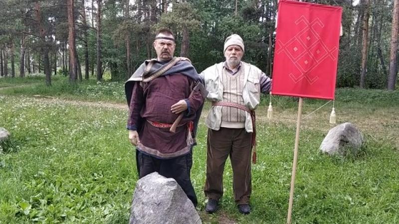 Речь Верховного Жреца Славян БогуМила II Ко ВсеБогу Перуну Славянскому Народу Жить всеми Жилами дабы Выжить
