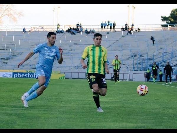 Fecha 6: Resumen de Aldosivi - Belgrano