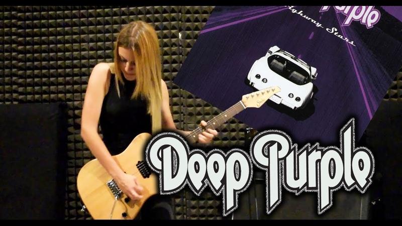 ★★★★★ Deep Purple - Higway Star Guitar Solo Cover