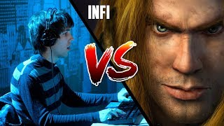 WC3: Grubby (Orc) vs. Infi (Human) [BlizzCon 2010 G1] | Warcraft 3