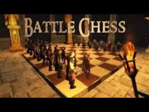 O Xadrez Vivo Battle Chess Batalha Xadrez O Xadrez para o Desenvolvimento da Lógica