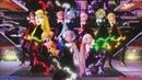 MMD One・Two・Three Miku Haku Luka Neru Teto Gumi Rin IA Meiko Lily 『4k60fps』