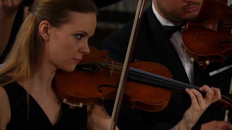 F. Schubert Quartett in d Moll Der Tod und das Mädchen Junge Zürcher Harmoniker Jonas Bürgin