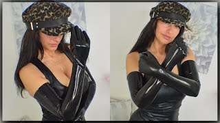 Pulse & Cocktails Latex Gloves Review - Latex Gloves with Cassie Clarke