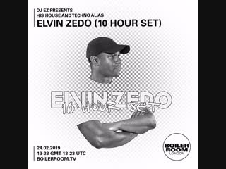 Elvin Zedo aka DJ EZ (10-часовой сет)