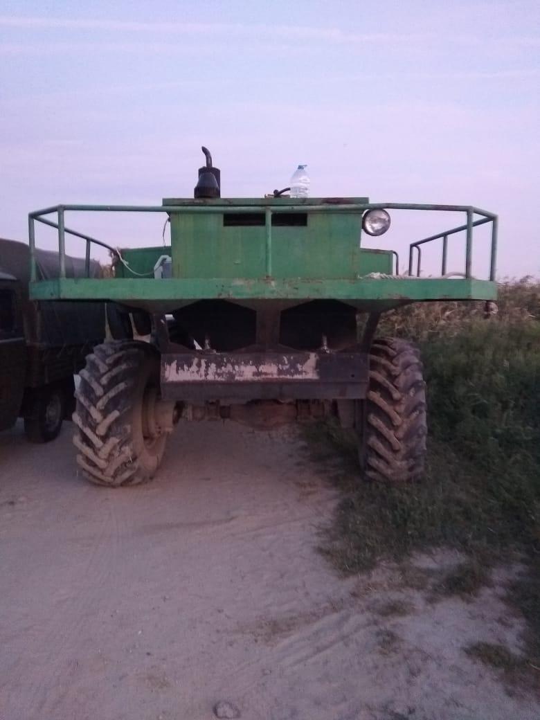 Под Таганрогом пограничники задержали браконьеров с уловом на сумму 4 млн. рублей