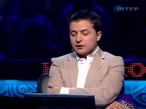 Премьерный выпуск передачи Мільйонер — Гаряче крісло (15 февраля 2011)