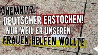 Chemnitz Tapferer Junge bezahlte Zivilcourage mit seinem Leben