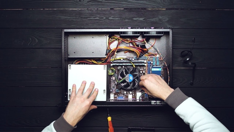 Корпус для сервера: разновидности, особенности и сборка Rack корпуса
