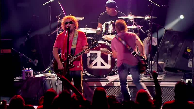 Chickenfoot Get Your Buzz On 2009