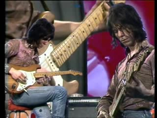 Jeff beck group with cozy powell - definitely maybe beat club 1972