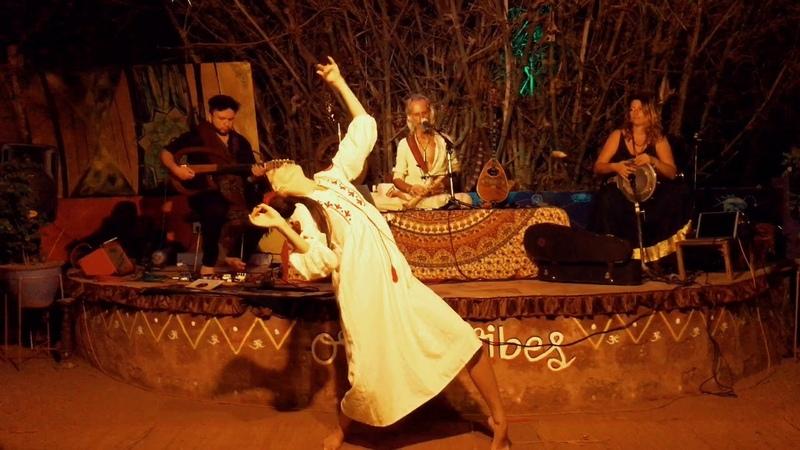 Guzel Apsara.. Improvisation performance with Avi Adir, Hadar Lyra, Max Shchedrovitzki