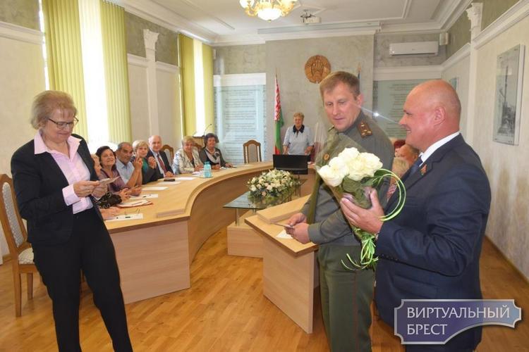 Ленинский районный совет ветеранов провел очередной пленум