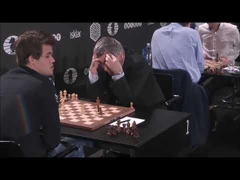 GM Carlsen Norway GM Ivanchuk Ukraine 5 min PGN Rapid