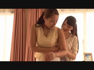 Shuri atomi, mio morishita [shame, mature woman, married woman, lesbian, lesbian kissing]