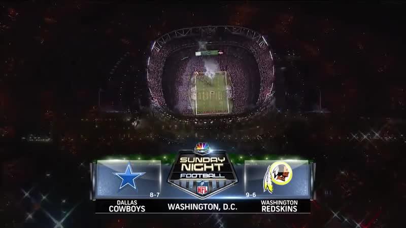 Американский футбол Хайлайты старых матчей Даллас Вашингтон 2012 неделя 17