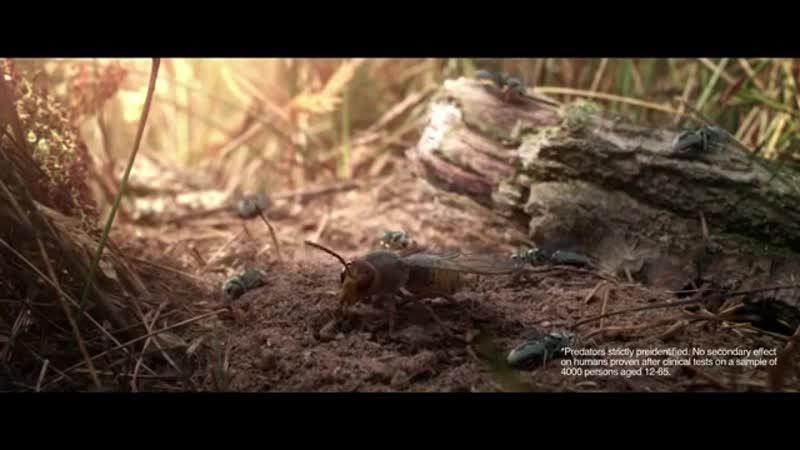 Greenpeace Nuevas abejas (robot), ¿de Monsanto