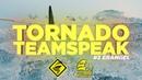 TORNADO - Топ-1 на буткемпе PCL TeamSpeak 3