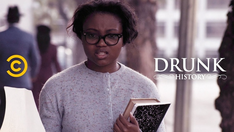 Claudette Colvin Refuses to Give Up Her Seat (feat. Mariah Wilson Lisa Bonet) - Drunk History