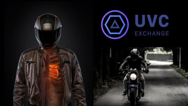 UVC Exchange RUS Свобода это ощущение Жизни !