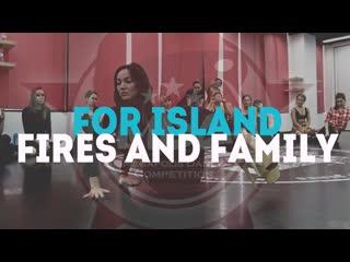 Dermot Kennedy - For Island Fires and Family | Choreography by Julianna Kobtseva | MDC WORKSHOPS