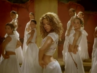 Shakira hips dont lie ft. wyclef jean (клип 2006 шакира) донт лай