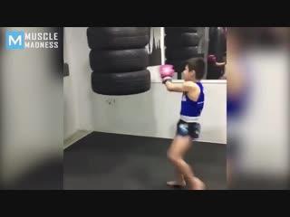 10 years old muay thai monster ramadan ondash muscle madness(1)