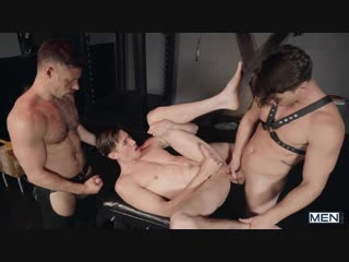 Step Daddys Basement, Part 3 - Tristan Jaxx, Paul Canon and Jack Hunter