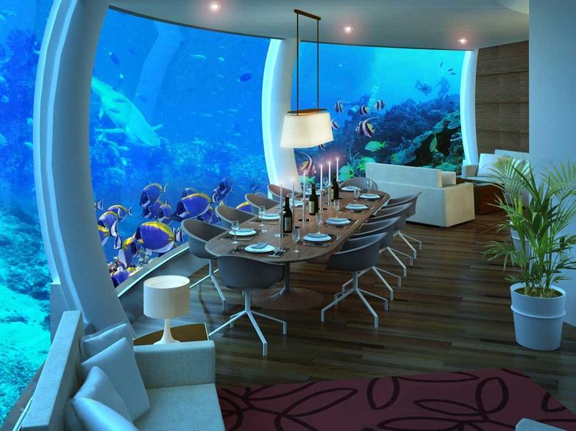 Отель Poseidon Undersea Resort, изображение №4