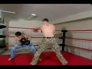 [480][NRW] No Rules Wrestling - Flash vs Brolin