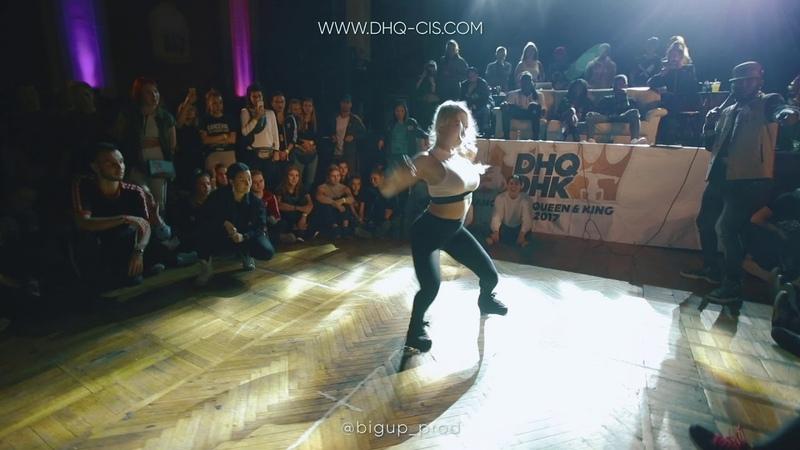 DHQ DHK CIS 2018 DH ADDICT PRO 1 8 Inna Hot win vs JuliYago