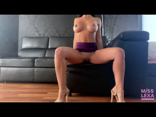 Hot step-mom gets fucked hard by her step-son misslexa