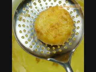 Интересное блюдо - картофельные крокеты в японском стиле - Личный повар
