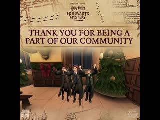 1 year of Harry Potter: Hogwarts Mystery