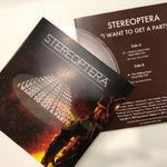 Vinyl  7'' 33 1/3 Stereoptera - I Want To Get A Party - Single