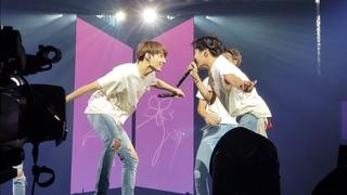 180922 Keke Do You Love Me @ BTS 방탄소년단 Love Yourself Tour in Hamilton Fancam 직캠