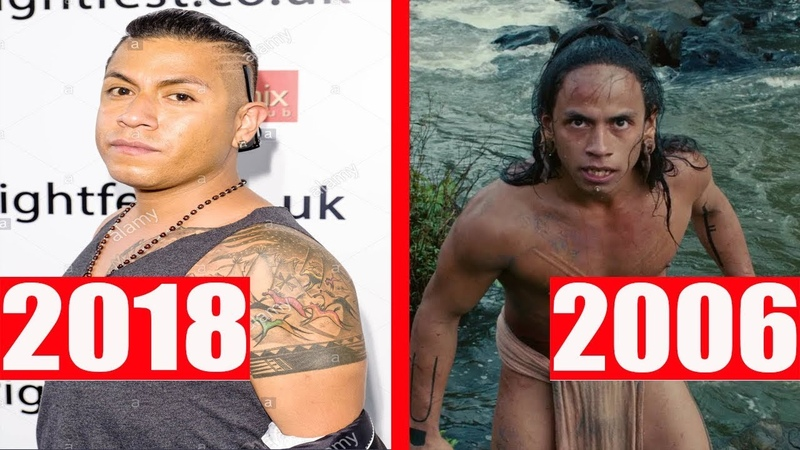 Apocalypto 2006 Cast: Then and Now 2018