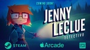 Jenny LeClue Detectivu Coming soon to Apple Arcade Steam GOG