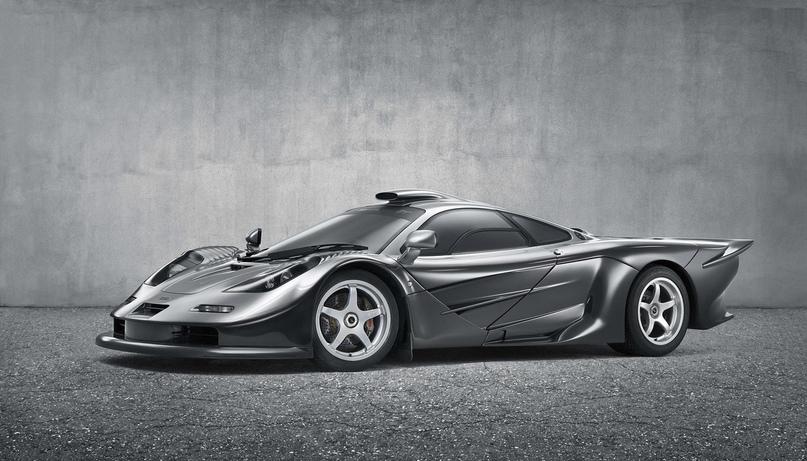 Длина имеет значение — Эволюция «длиннохвостых» McLaren, изображение №35