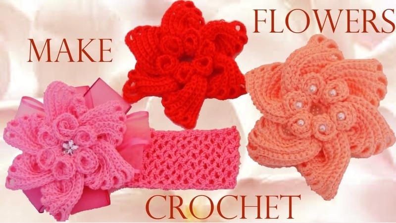 😍 Haz crea y diseña tus accesorios a crochet Create and Make your crochet knitting accessories