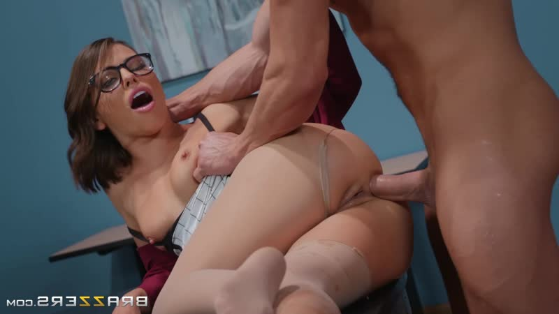 Adriana Chechik ( The Lusting Librarian) Full HD 1080, Anal, Blowjob, Squirt, Glasses, Natural Tits,