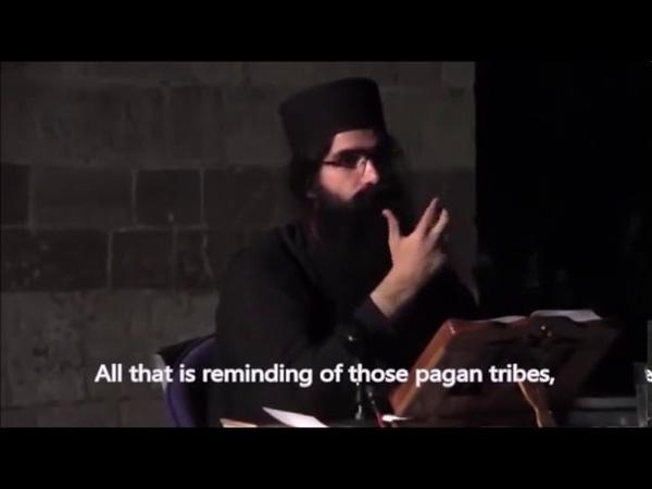 Orthodox Christian Abbot Raphael - Fornication is Satan's favorite cult