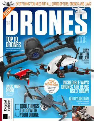 Future s Series The Drones Book 8th Edition