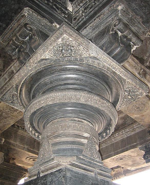 Храмы Индии. Удивительная резьба по камню