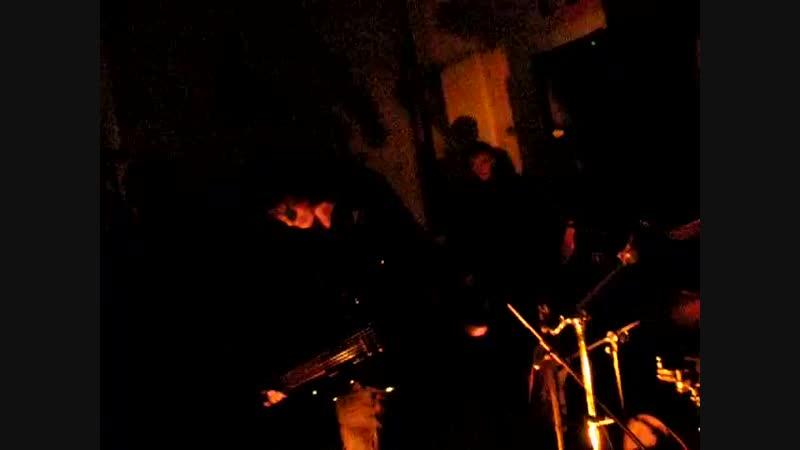 Alcohol Cries and Hofn Interstellar Overdrive Improviz live 30 10 09